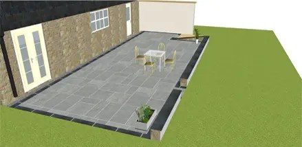 Design Landscaping Company From St Austell Cornwall