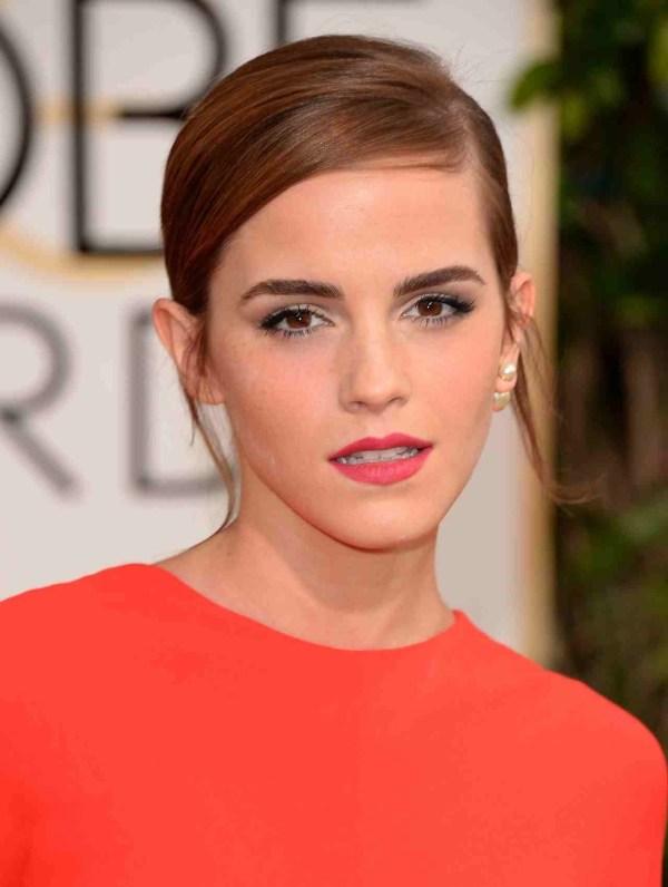 Emma Watson Golden Globes 2014 Ewcoffeebreak'