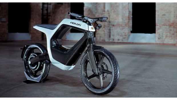The Novus is a super light e-motorcycle from Braunschweig.  (Photo: Novus)