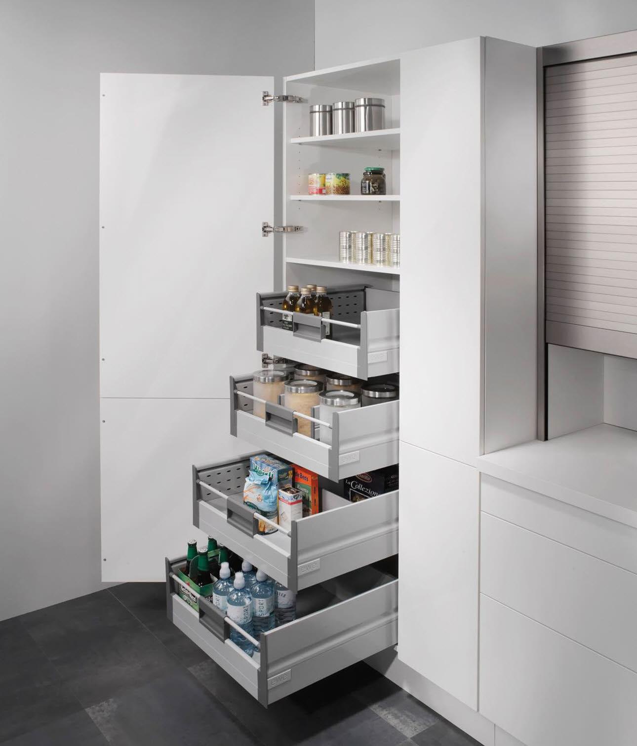 Küchen Vorratsschrank  Ausstattung Für Küchenschränke - Küche&co