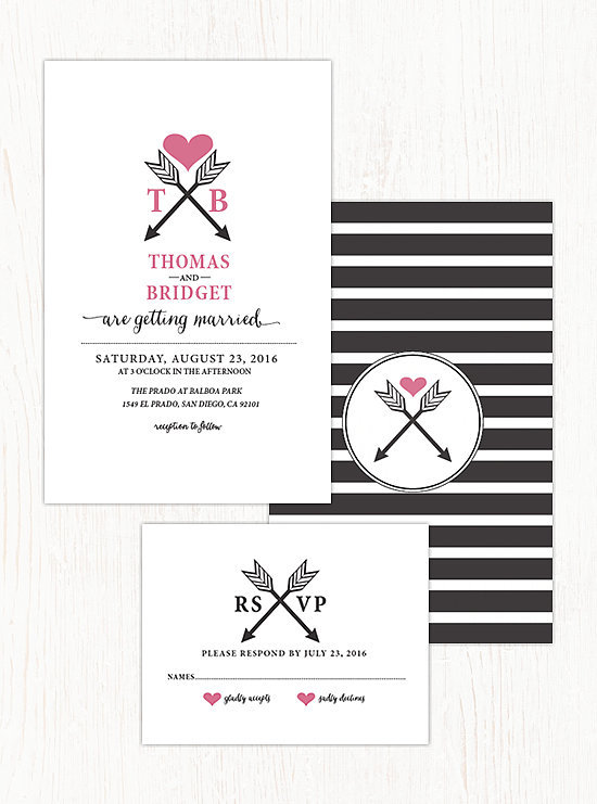 10 Of The Hottest Wedding Invite Designs Of The Season