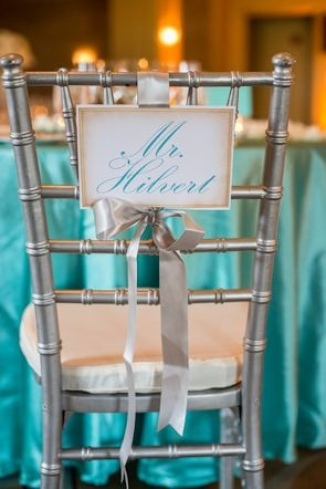 chair cover alternatives wedding slipcovers for dining chairs an alternative to reception place cards diy ewedding