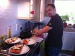 Albin big breakfast