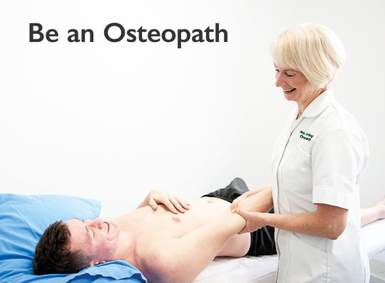 Nescot Osteopathy Clinic Osteopath training osteopathy course