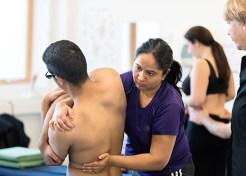 Osteopathy training Nescot Icom ewell