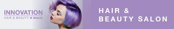 Nescot Innovation Hair Salon 3