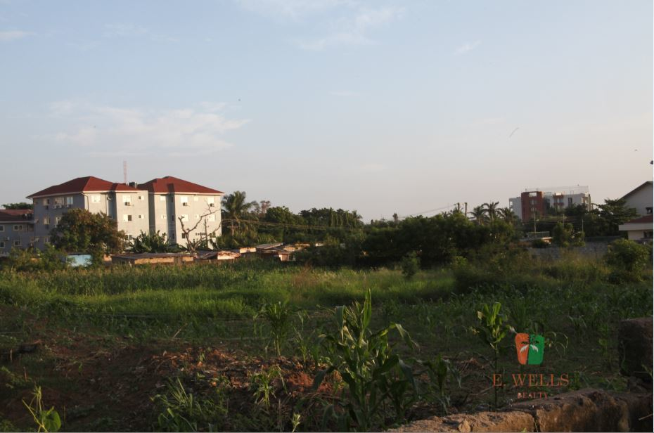 1.14 Acre Land For Sale At Dzorwulu