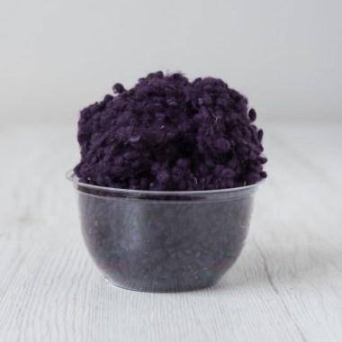 wool nepps Blackberry