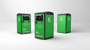 Umeå satsar på smart sophantering med BigBelly