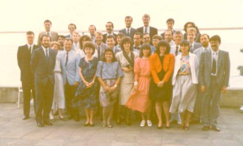 EURO Summer Institute on DSS, Madeira, Portugal, 1989