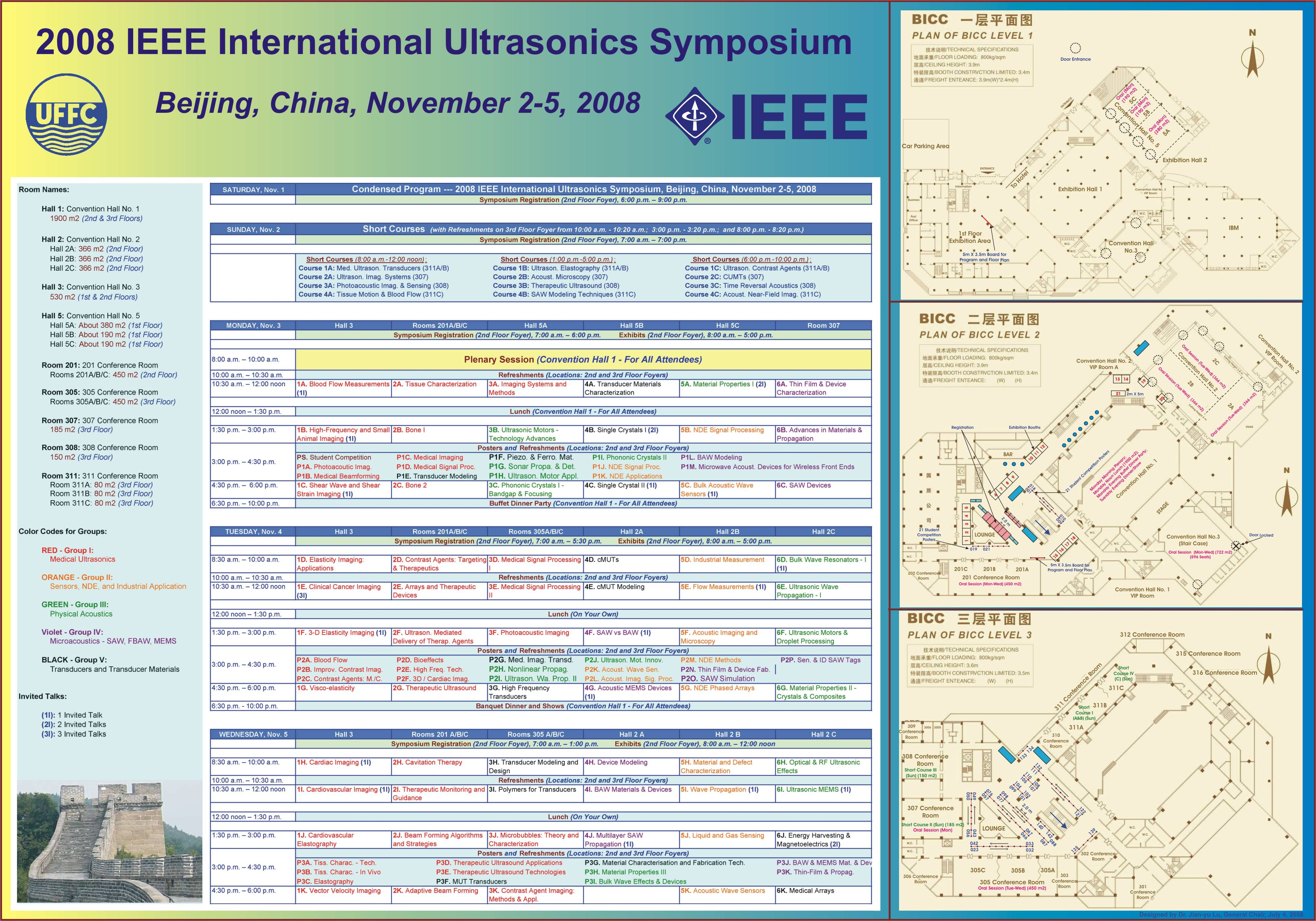 2008 IEEE International Ultrasonics Symposium Beijing China