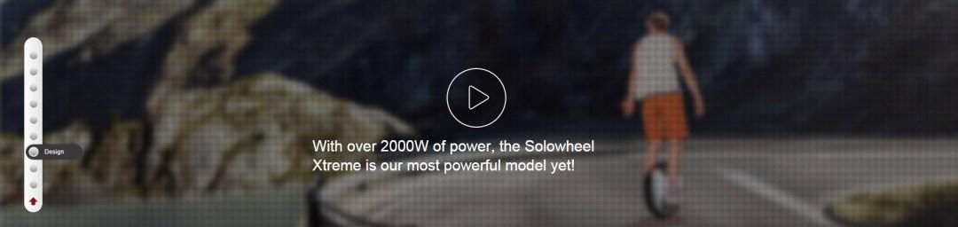 Solowheel Xtreme 8