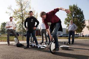 EWheelmotion Kurs & Tour