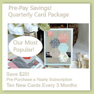 monthly subscription boxes greeting cards free shipping
