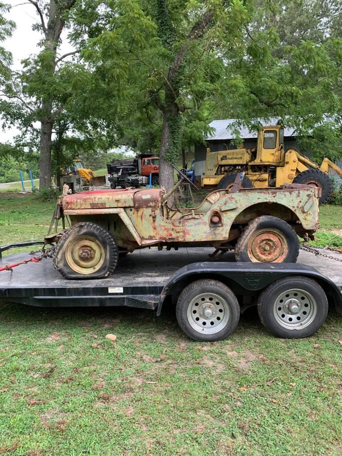 Craigslist Fayetteville Ar Cars : craigslist, fayetteville, CJ-2A, Fayetteville,, 00, EWillys