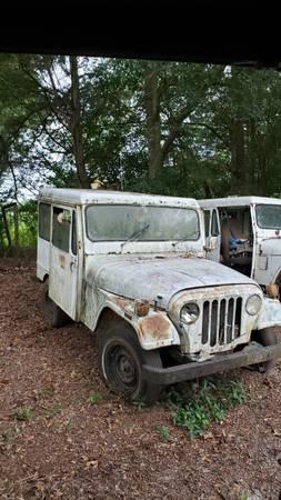 Postal Jeep Parts : postal, parts, EWillys
