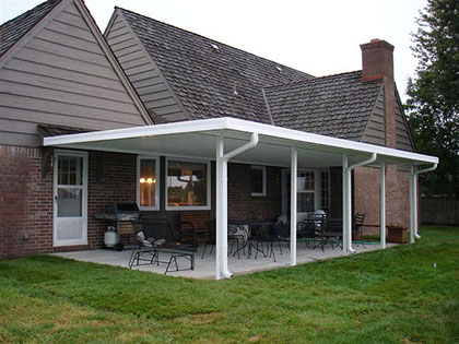 Ewing Home Improvement Patio Improvements