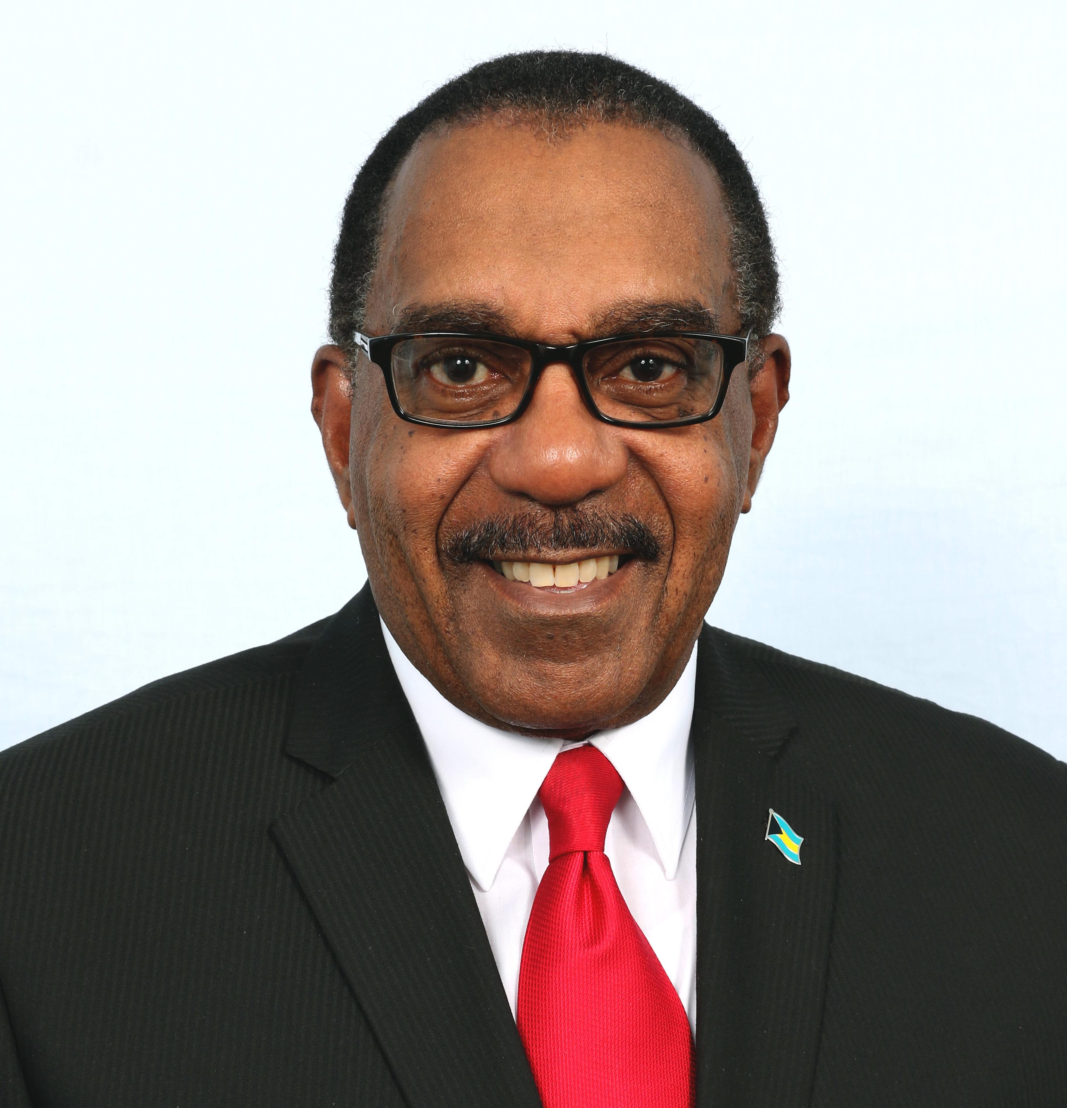 Desmond Edwards serves as Ambassador to UNESCO