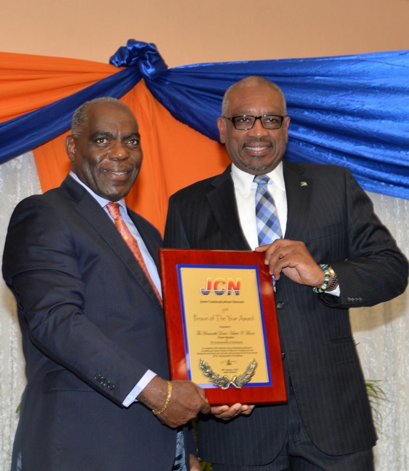 PM named 'Person of the Year' by JCN