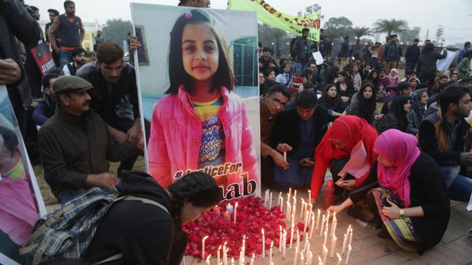 PAKISTAN ZAINAB MURDER: Girls Father Speaks of Devastating Grief