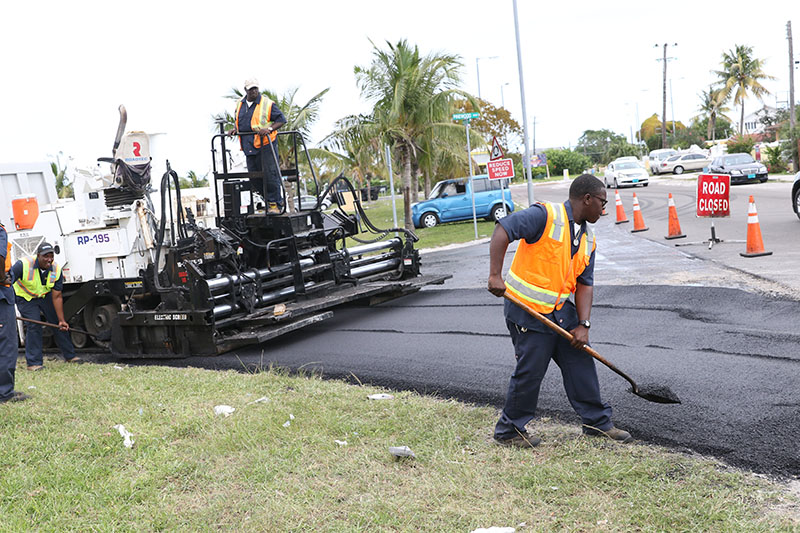 New Providence roads to get $7 million facelift