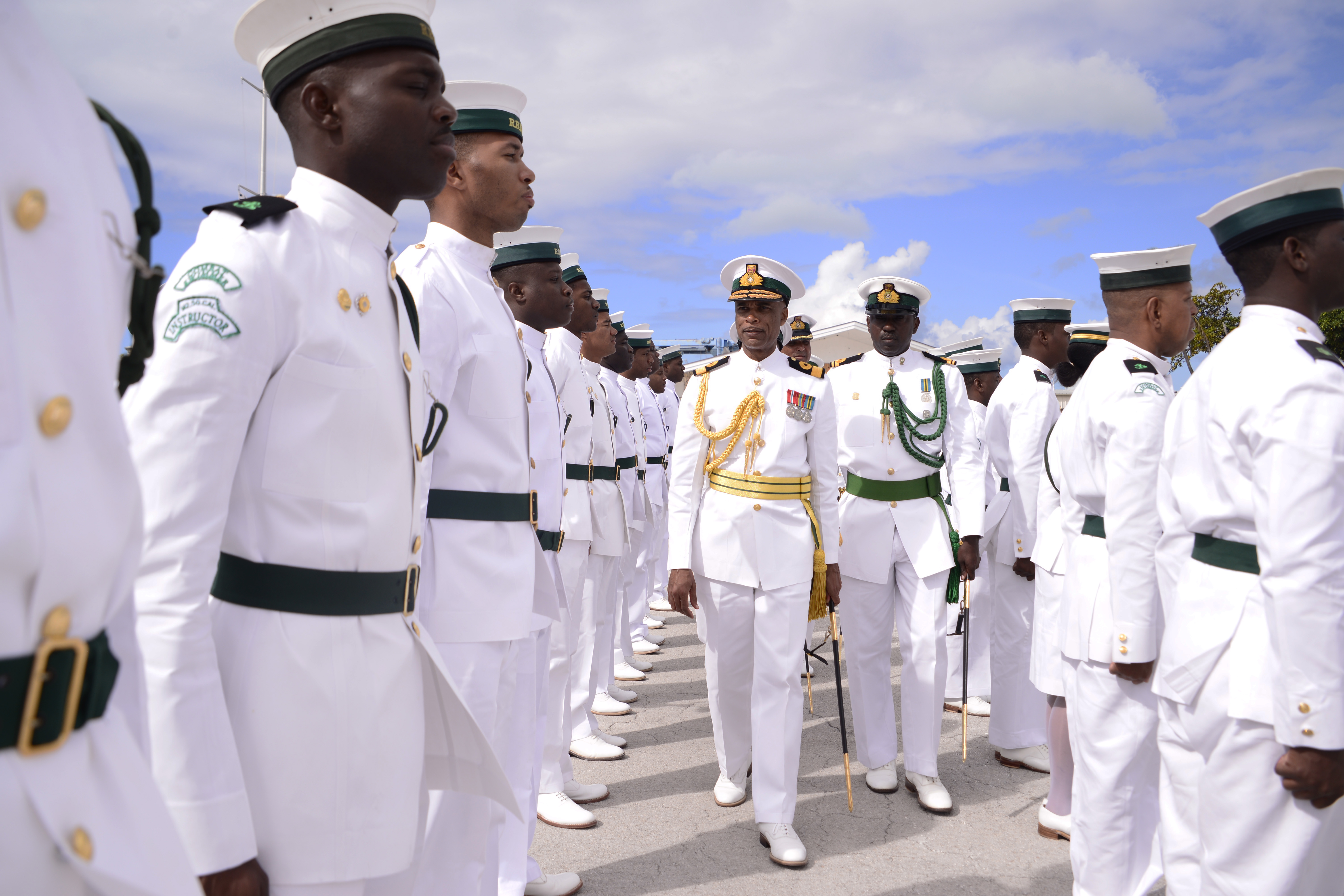 Defence force bases planned for late 2018