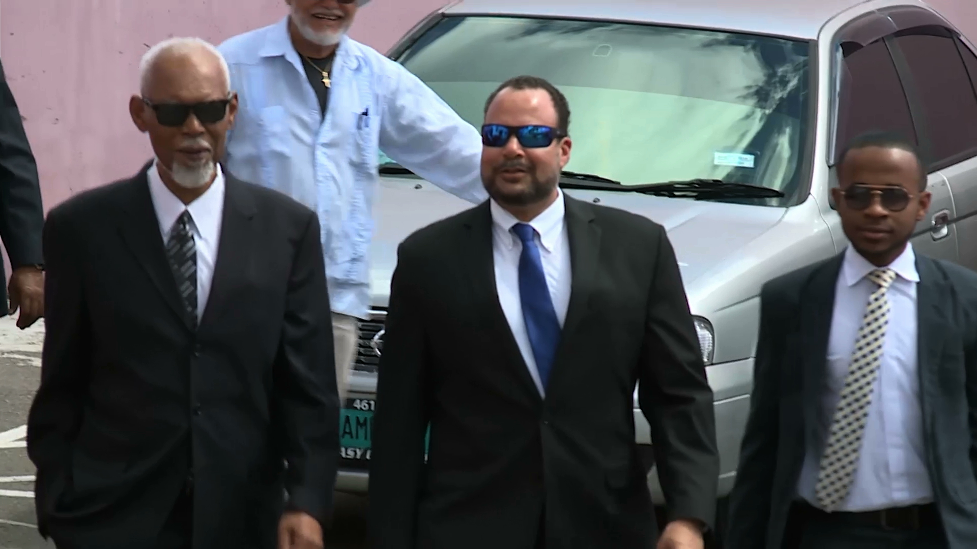 Frank Smith acquitted of bribery and extortion charges