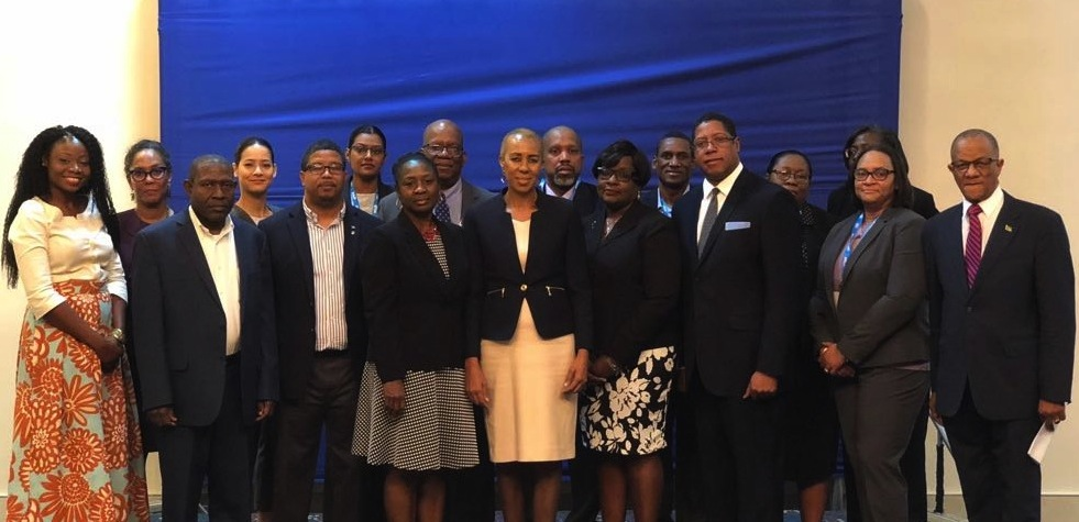 DPM Turnquest attends IDB Governors' Annual Consultation in Kingston