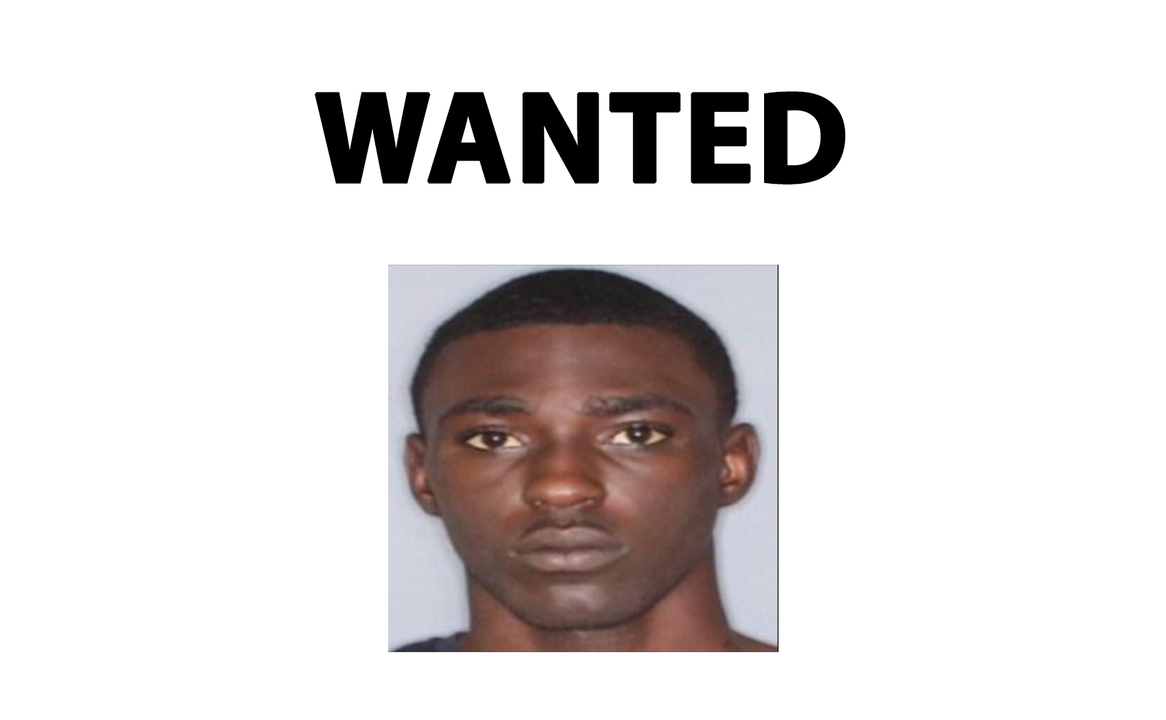 Wanted for questioning
