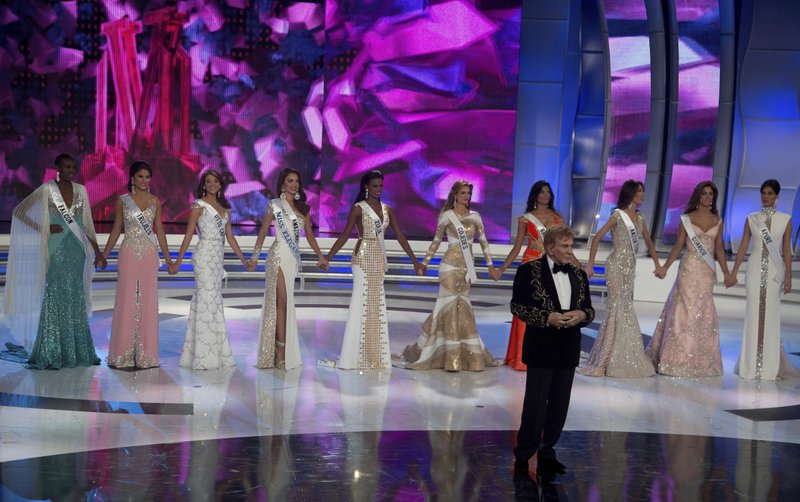 Miss Venezuela pageant suspended amid cash for sex scandal