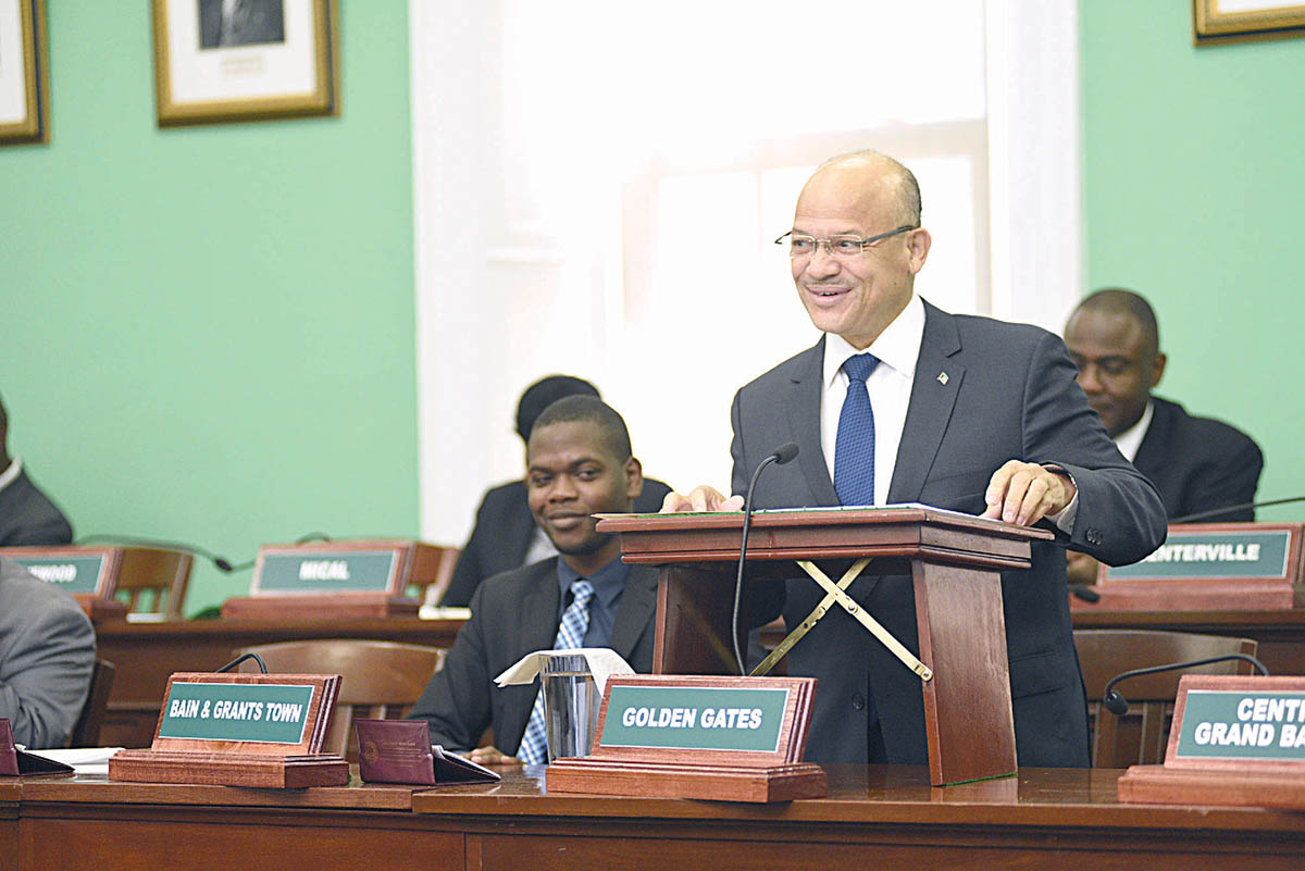 PLP left $3 million BAIC bill, says Chairman