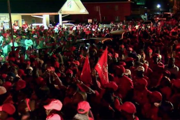Antigua-Barbuda Labour Party wins resounding new mandate