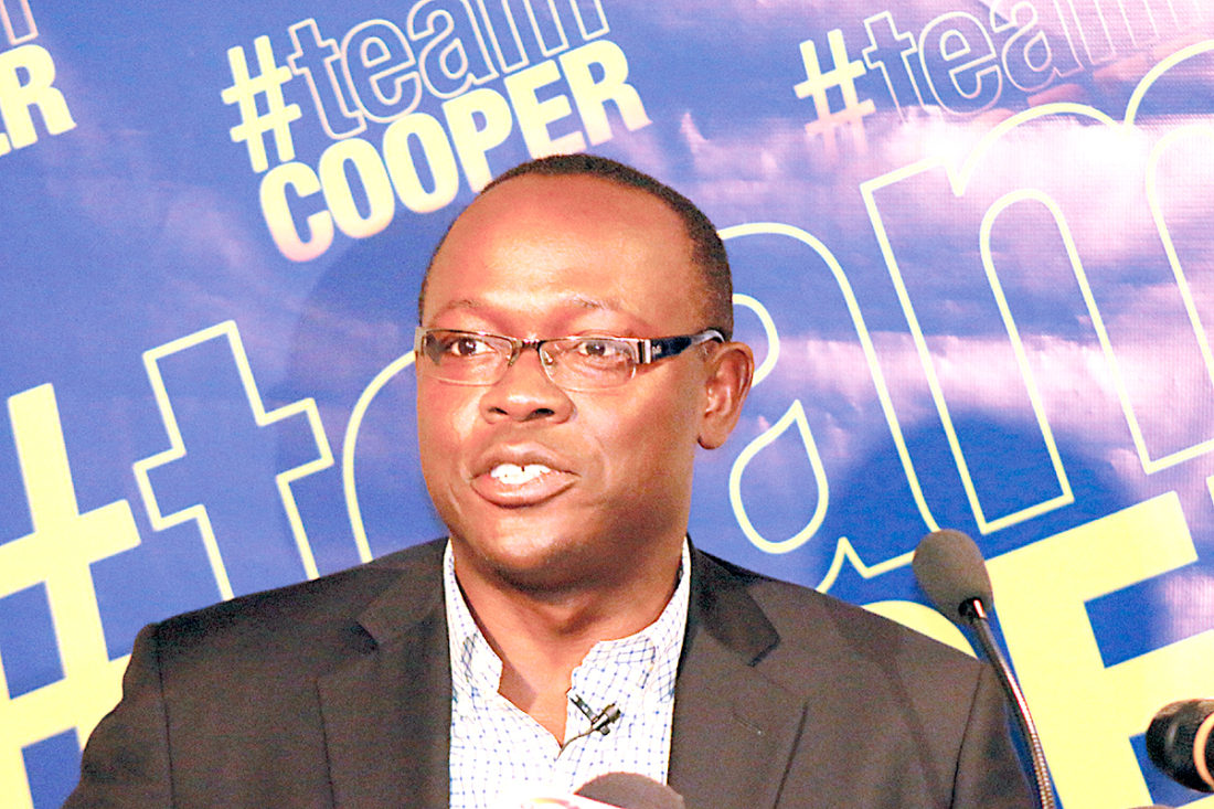 """Cooper: FNM version of events """"nonsensical"""""""