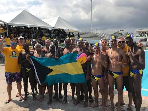 Bahamas sweeps CARIFTA Water Polo championships