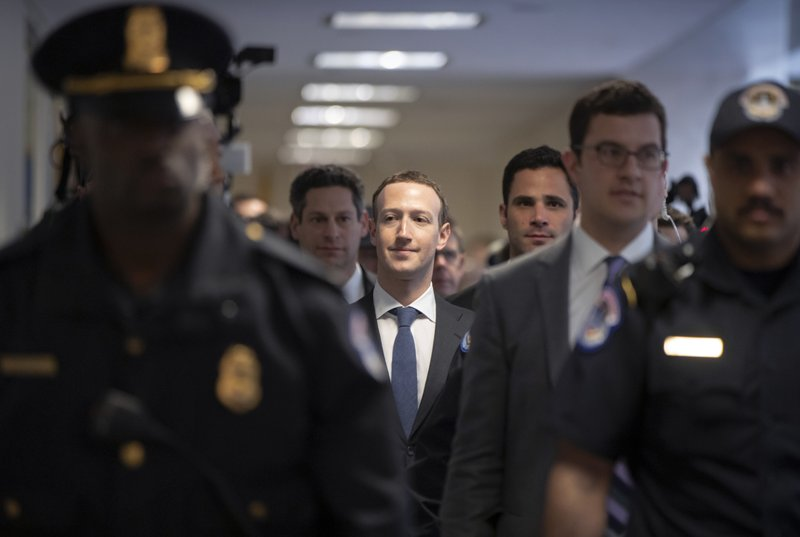 I am sorry: Zuckerberg faces congressional inquisition