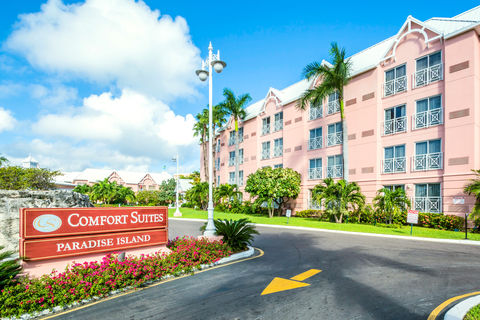 Comfort Suites unaffected by past hurricanes