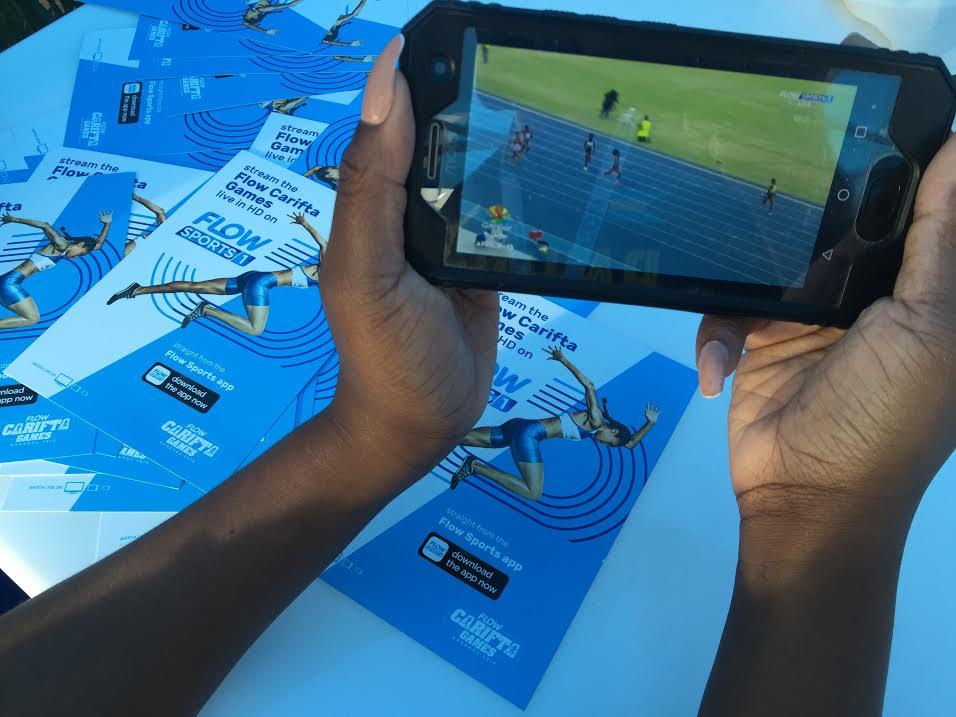 CARIFTA title sponsor goes high-tech
