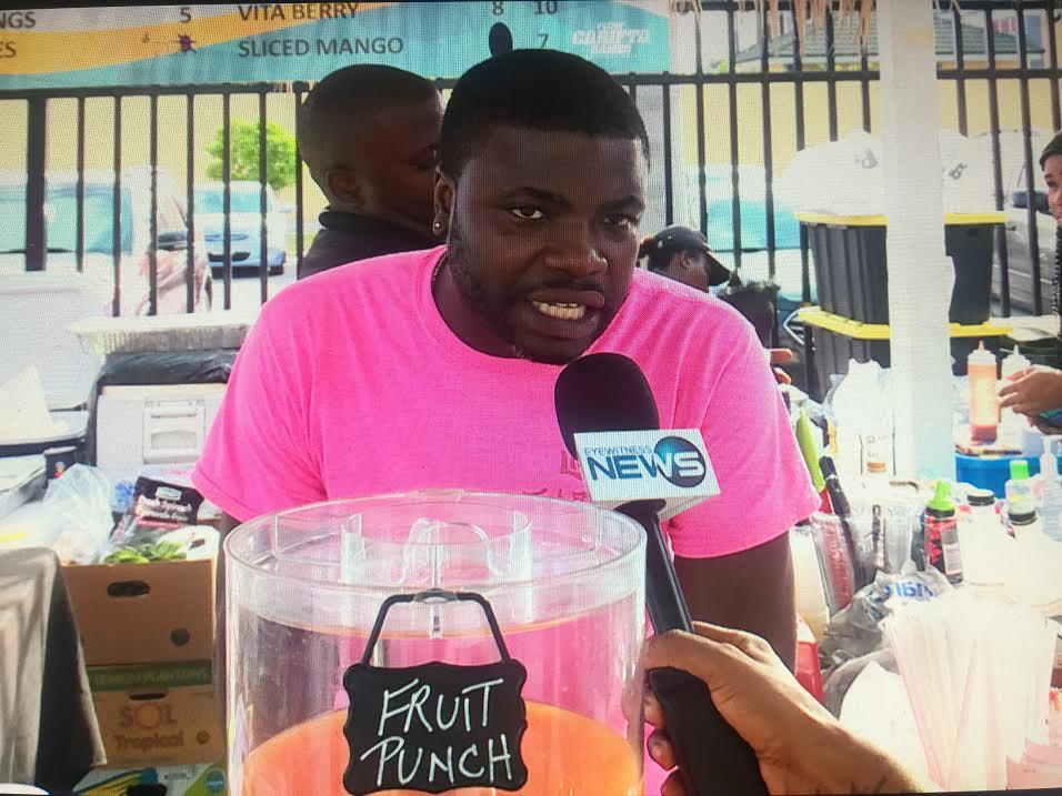 Big bucks for CARIFTA vendors