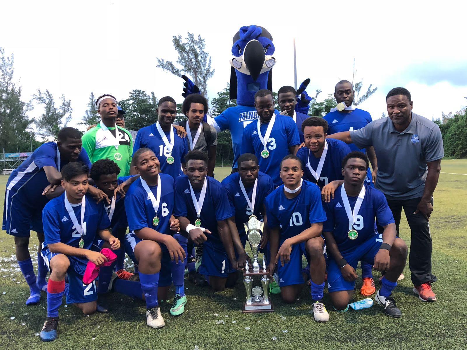 Mingoes men's soccer team caps off historic season