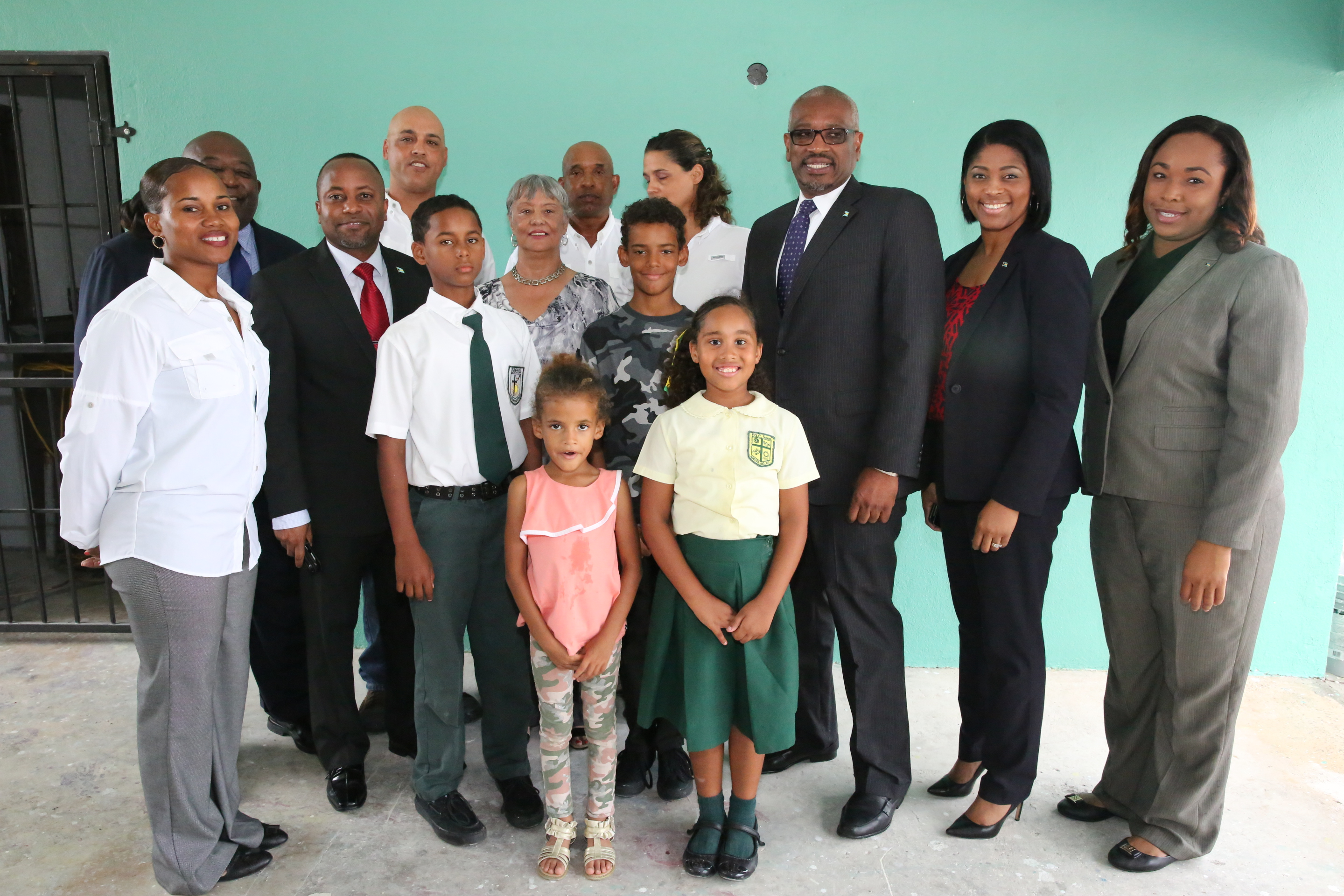 PM tours Grand Bahama's Goombay Land ahead of official re-opening