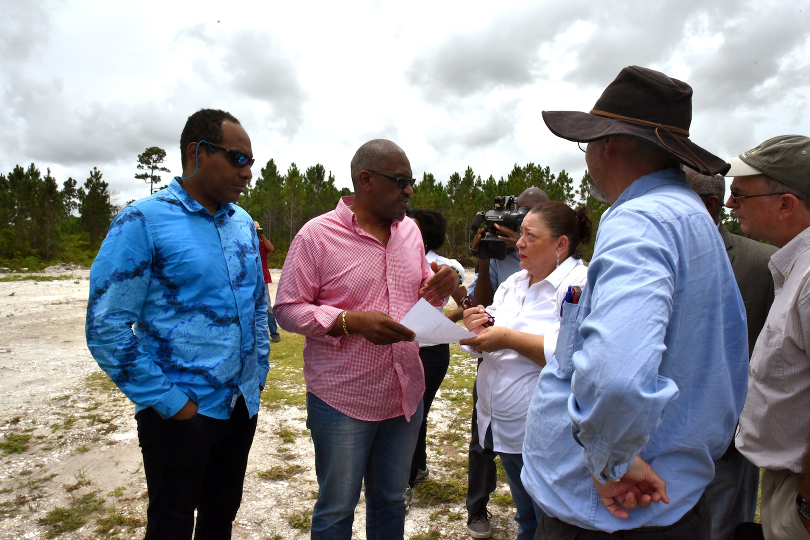 Prime Minister heads to Abaco for affordable homes project