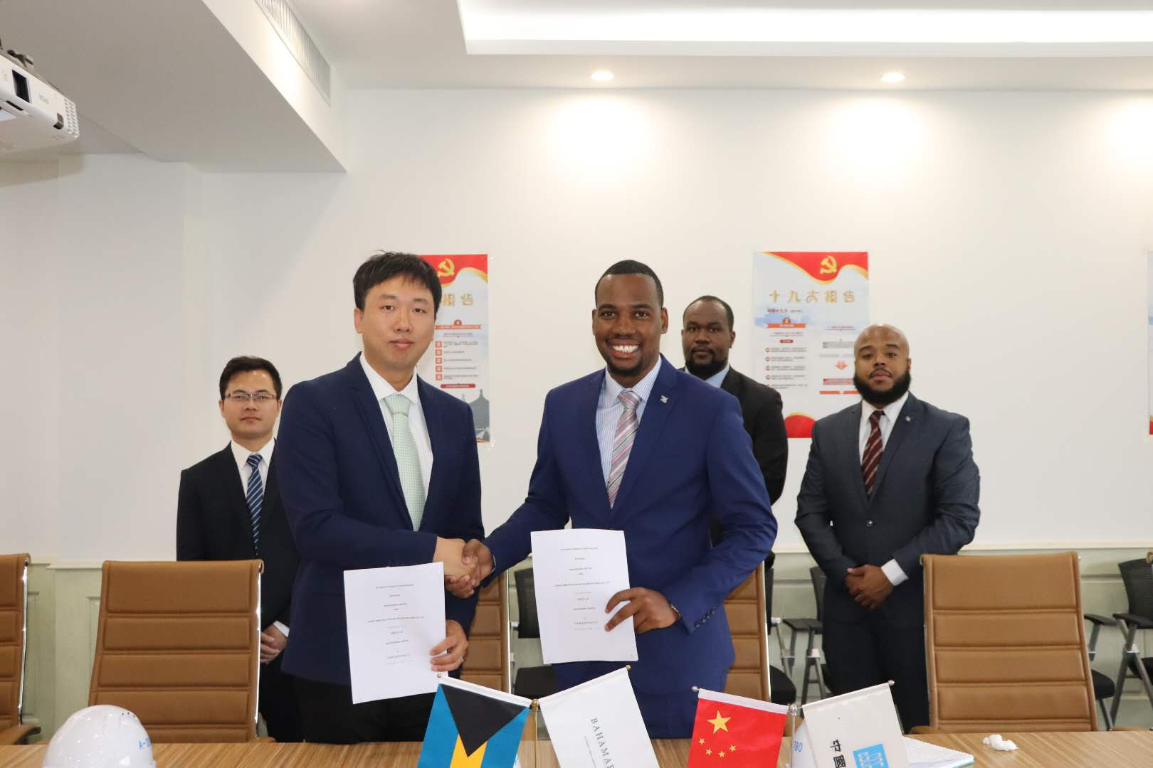 Bahamaren signs MOU with China Construction Modular Housing Co., Ltd.