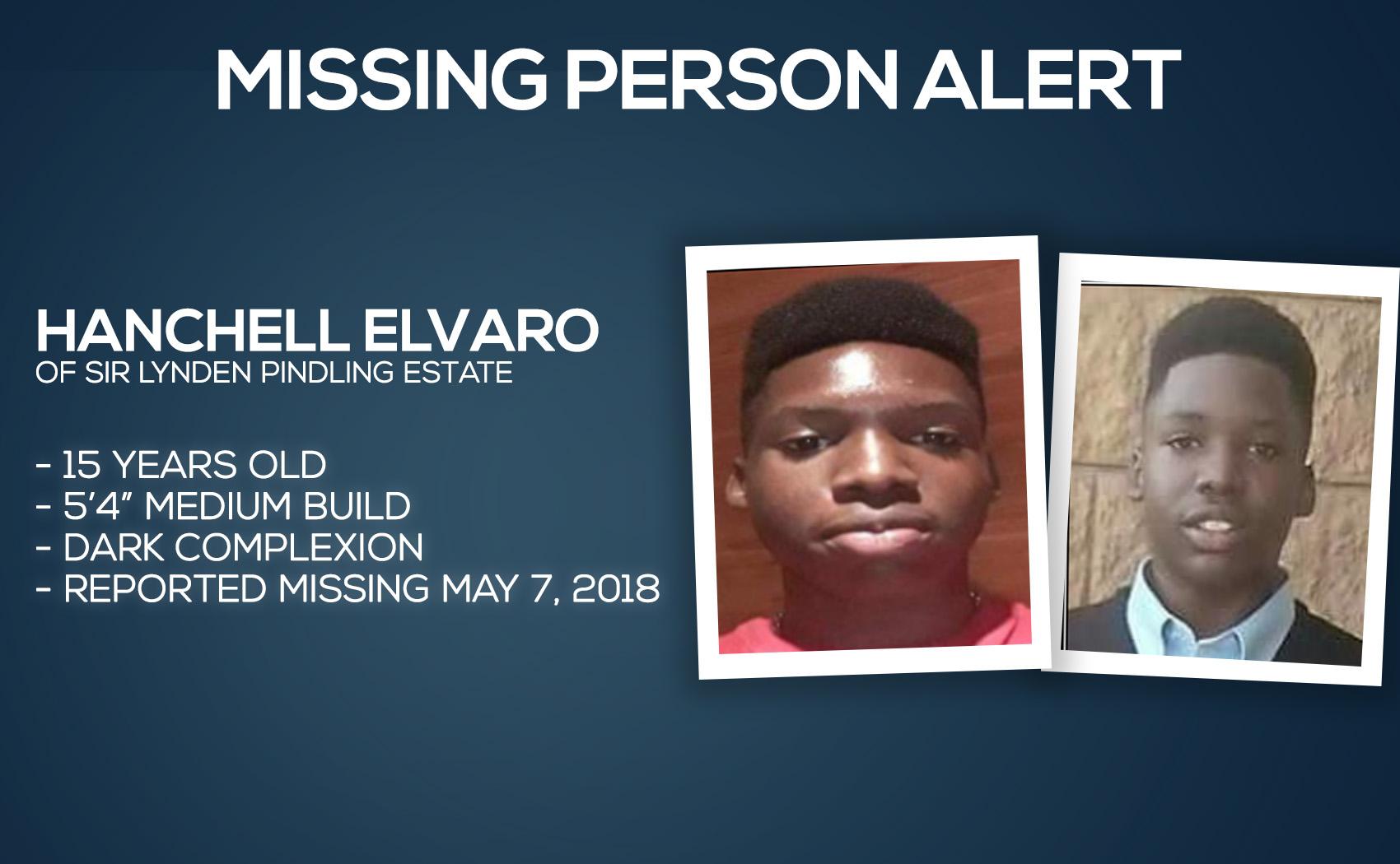 Help find missing boy