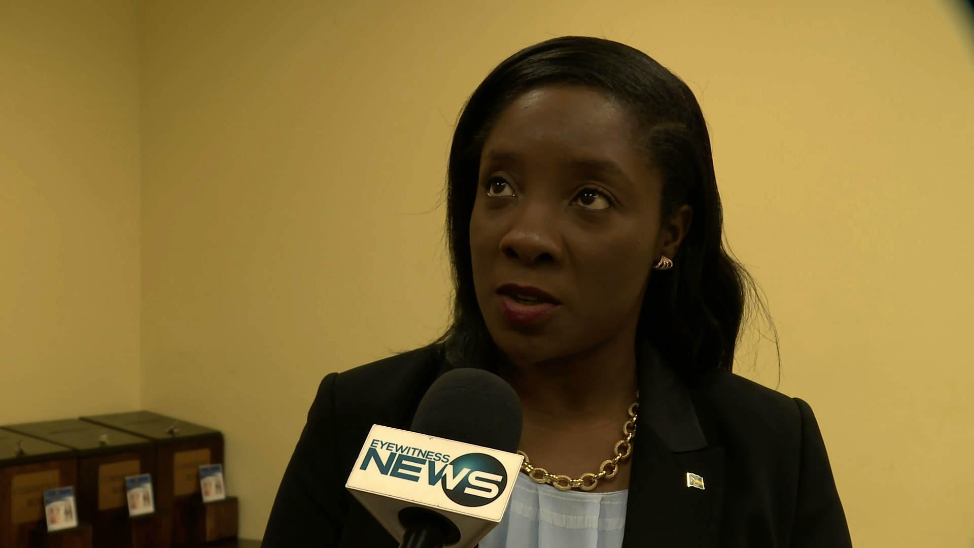 "Lanisha Rolle: Budget cuts are ""justifiable"""