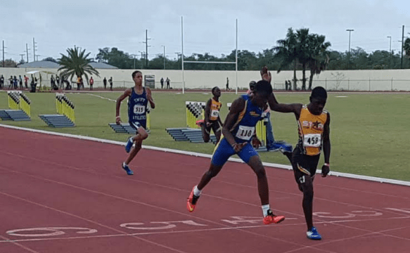 DTSP Track and field club hosts first meet