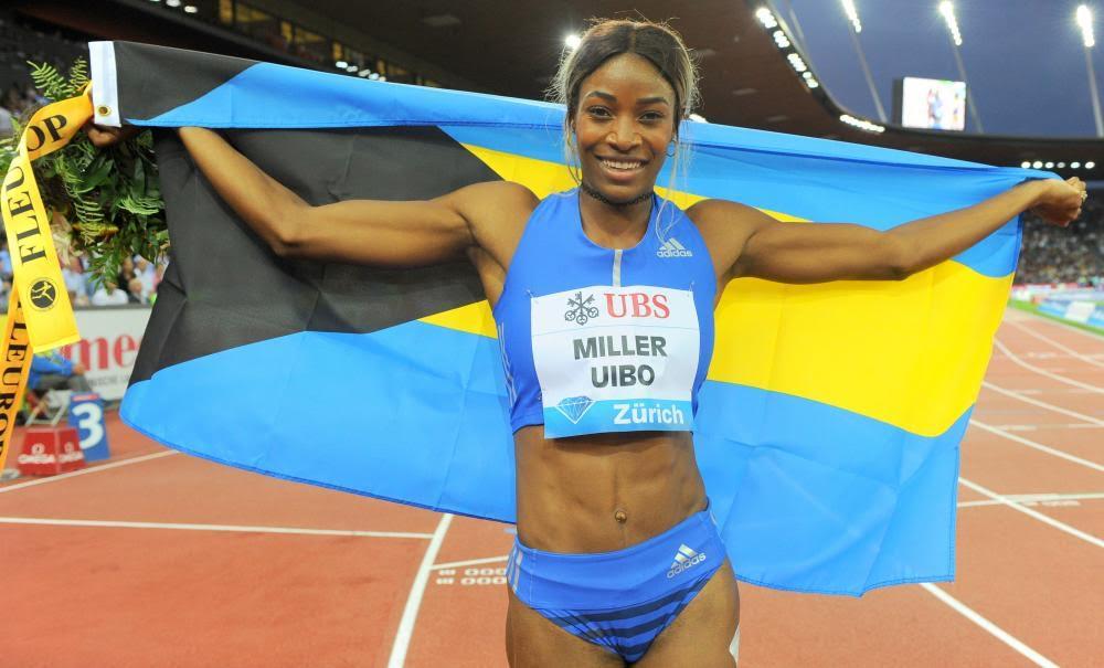 Miller-Uibo, Wilson win in Jamaica