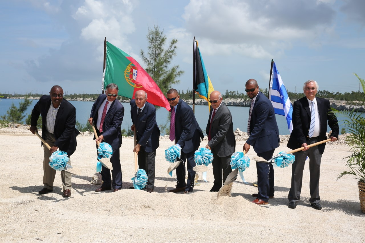 Eco-Oil Bahamas to start business in Freeport with $10 million investment