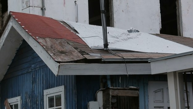 Roof restoration for Bain and Grants Town ahead of potential storms