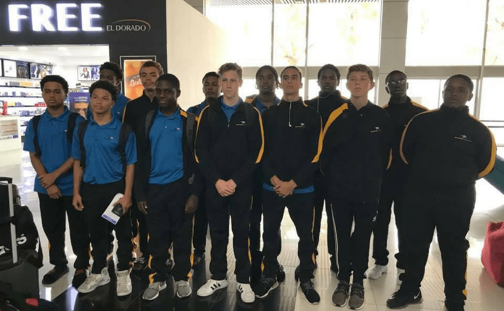 U-16 water polo team travels to El Salvador
