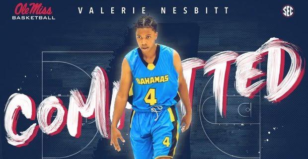 Nesbitt commits to Ole Miss